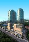 Многофункциональный жилой комплекс «Кристальные башни»