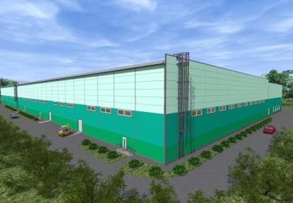 СТУ на проектирование складского комплекса