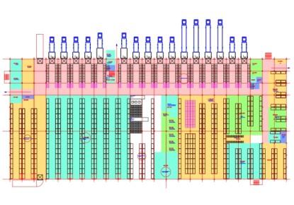Разработка СТУ для логистического комплекса