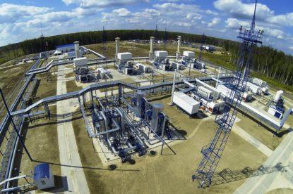 Разработка СТУ для склада метанола