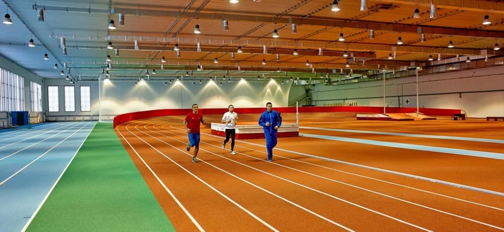 Разработка СТУ для спортивного манежа